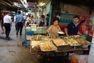 The Food Scene in Bangkok Part 1  Emily Trenholm
