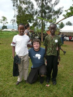 A Taste of Rwanda